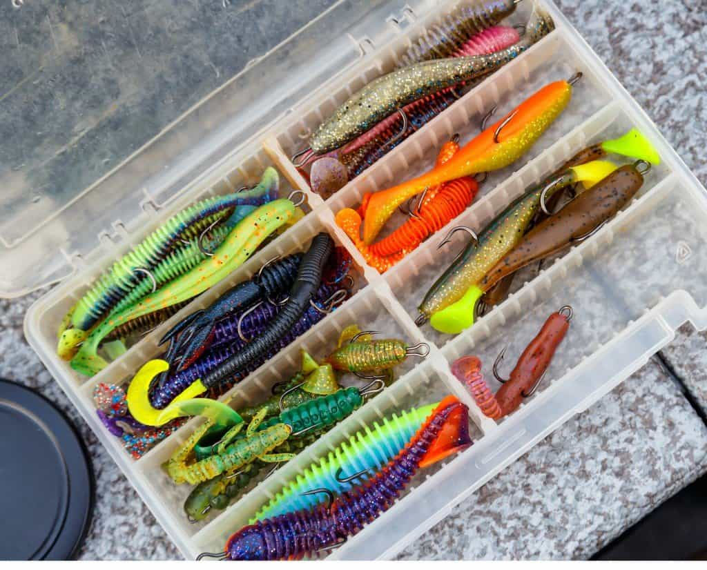 best worms for bass fishing