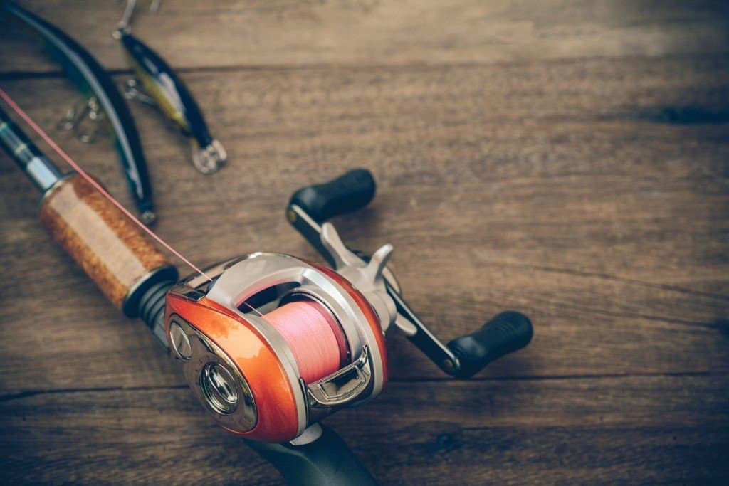 best lines for baitcasters