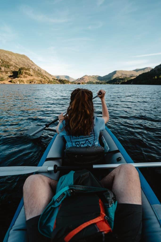 best 2 person fishing kayak