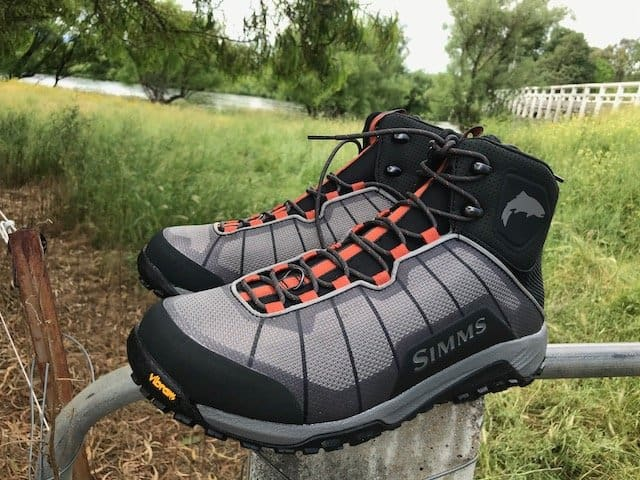 Simms Flyweight boots review
