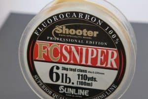 FC Sniper Sunline close up spool