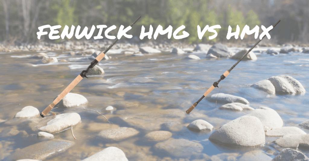 fenwick HMX vs HMG