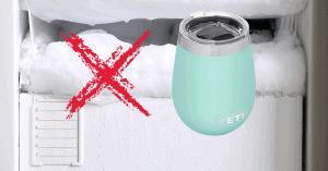 Yeti Cup in Freezer article feature image