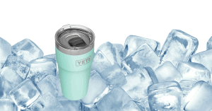 feature image with yeti and ice