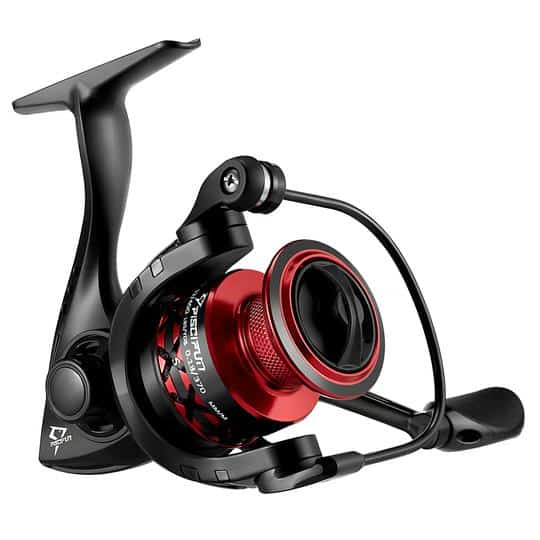 where are piscifun reels made image of a piscifun flame spinning reel