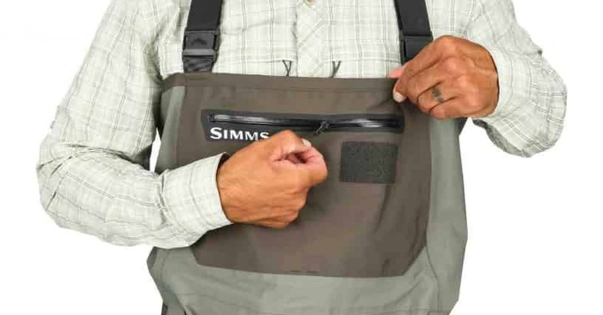 Simms Freestone waders featured image