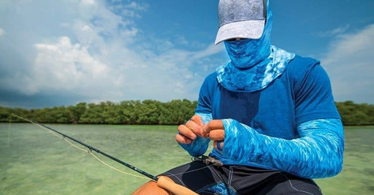 best fishing face mask